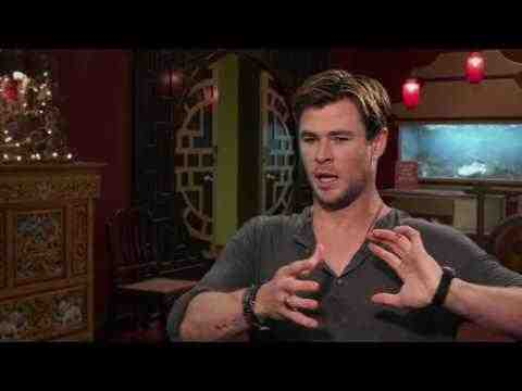 Ghostbusters - Chris Hemsworth