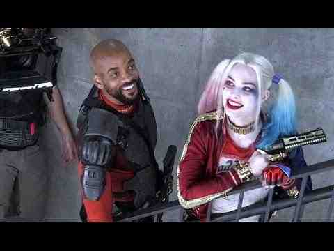 Suicide Squad - B-Roll Footage