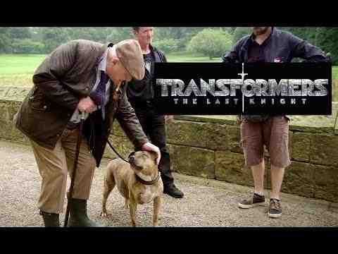 Transformers: The Last Knight - Freya the Dog & Sir Anthony Hopkins Featurette