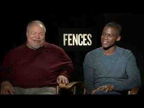 Fences - Jovan Adepo & Stephen Henderson Interview