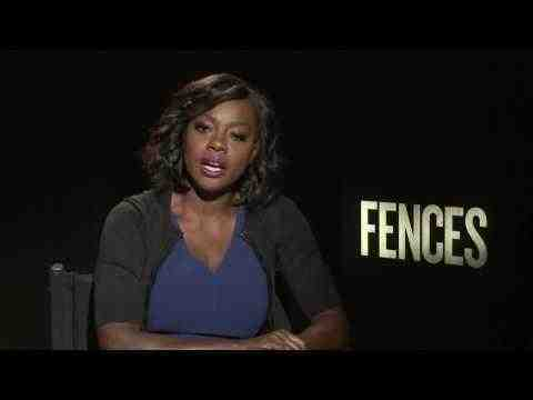 Fences - Viola Davis Interview