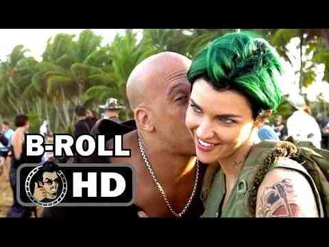 xXx: The Return of Xander Cage - B-Roll Footage