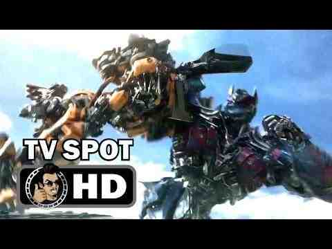 Transformers: The Last Knight - TV Spot 1