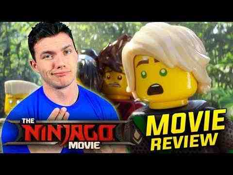 The Lego Ninjago Movie - Flick Pick Movie Review