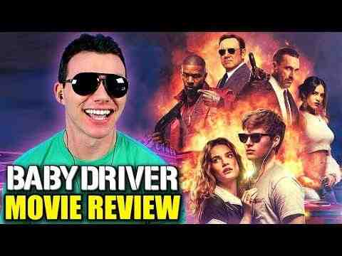 Baby Driver - Flick Pick Movie Review