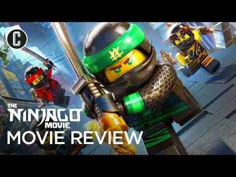 The Lego Ninjago Movie - Collider Movie Review