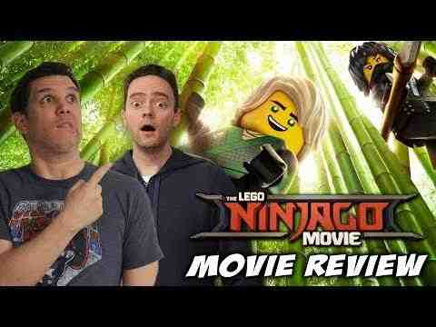The Lego Ninjago Movie - Schmoeville Movie Review