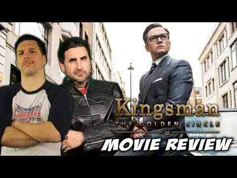 Kingsman: The Golden Circle - Schmoeville Movie Review