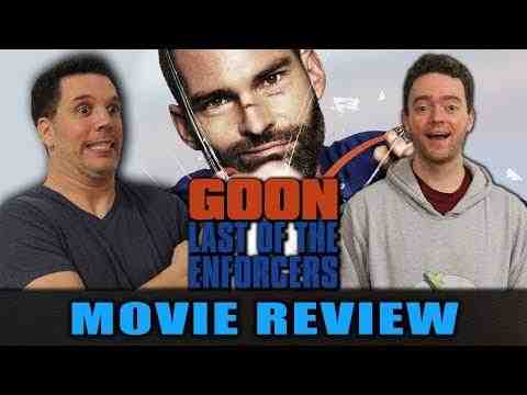 Goon: Last of the Enforcers - Schmoeville Movie Review