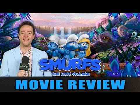 Smurfs: The Lost Village - Schmoeville Movie Review