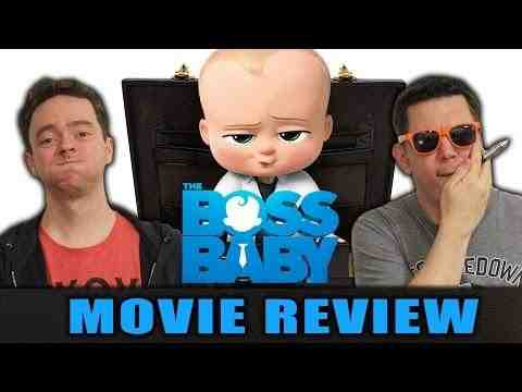 The Boss Baby - Schmoeville Movie Review