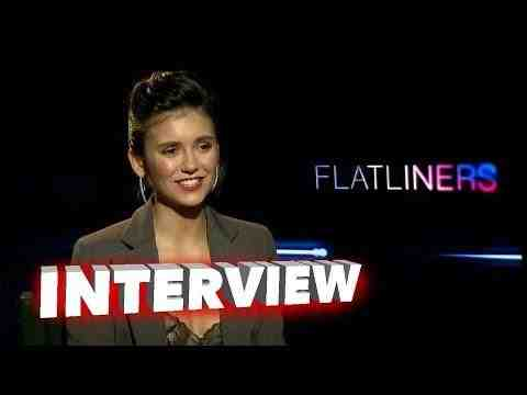 Flatliners - Nina Dobrev Interview