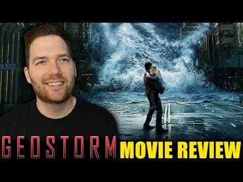 Geostorm - Chris Stuckmann Movie review