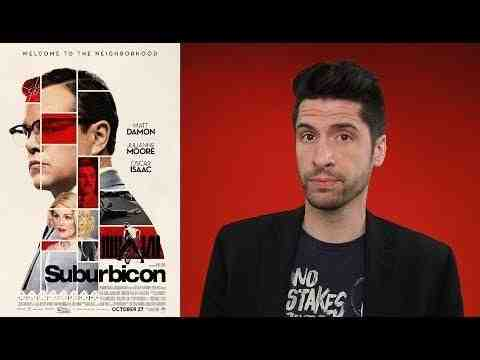 Suburbicon - Jeremy Jahns Movie review