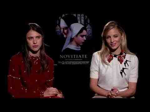 Novitiate - Dianna Agron & Margaret Qualley Interview