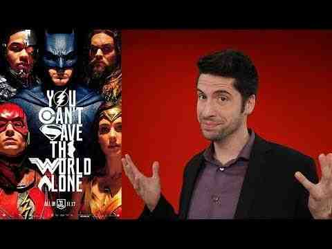 Justice League - Jeremy Jahns Movie review