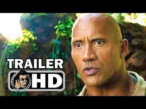 Jumanji: Welcome to the Jungle - trailer 2
