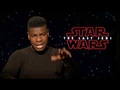 Star Wars: The Last Jedi - John Boyega