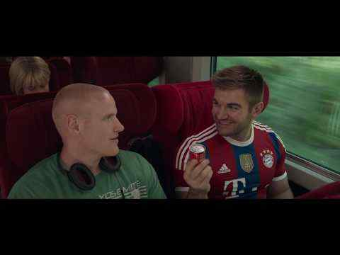 The 15:17 to Paris - trailer 1