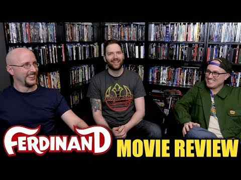 Ferdinand - Chris Stuckmann Movie review