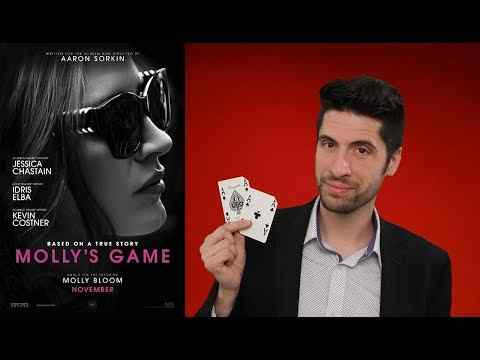Molly's Game - Jeremy Jahns Movie review