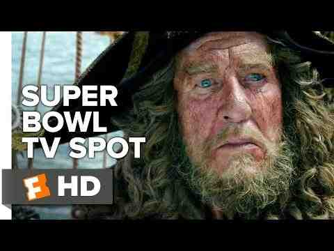 Pirates of the Caribbean: Dead Men Tell No Tales - TV Spot 1