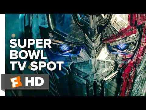 Transformers: The Last Knight - TV Spot 2