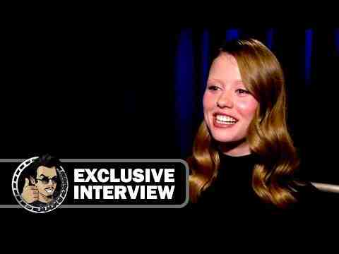 A Cure for Wellness - Mia Goth Interview