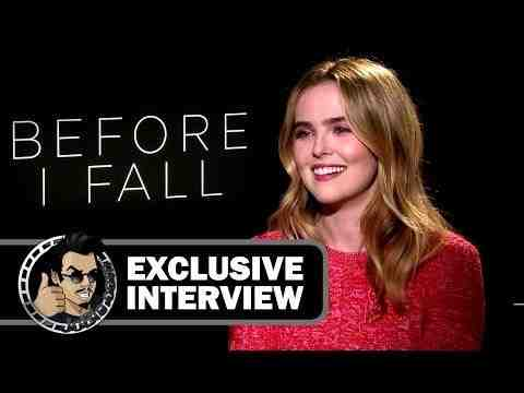 Before I Fall - Zoey Deutch Interview