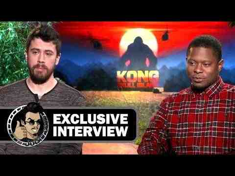 Kong: Skull Island -  Toby Kebbell & Jason Mitchell Interview