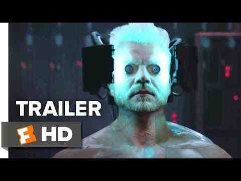 Ghost in the Shell - trailer 3