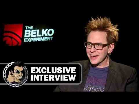 The Belko Experiment -  James Gunn Interview