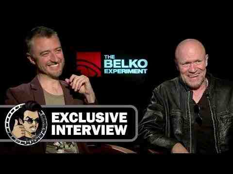 The Belko Experiment - Sean Gunn & Michael Rooker Interview