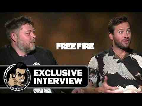 Free Fire - Armie Hammer & Ben Wheatley Interview