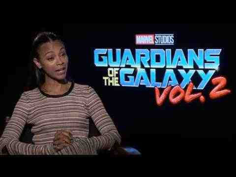 Guardians of the Galaxy Vol. 2 - Zoe Saldana