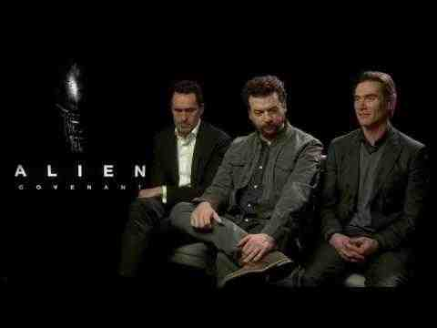 Alien: Covenant - Billy Crudup, Demian Bichir & Danny McBride Interview