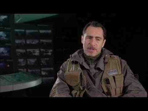 Alien: Covenant - Demian Bichir Interview