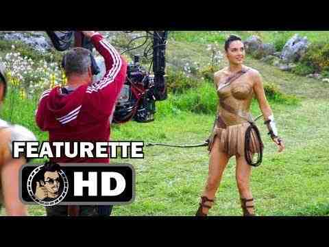 Wonder Woman - Behind the Scenes