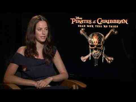 Pirates of the Caribbean: Dead Men Tell No Tales - Kaya Scodelario Interview