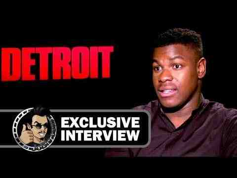 Detroit - John Boyega interview