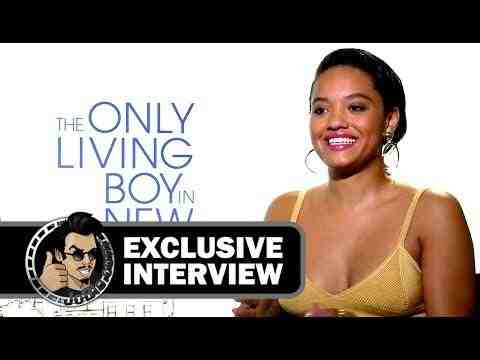 The Only Living Boy in New York - Kiersey Clemons Interview