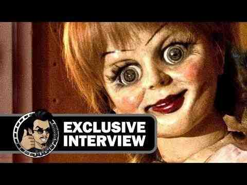 Annabelle: Creation - Interviews