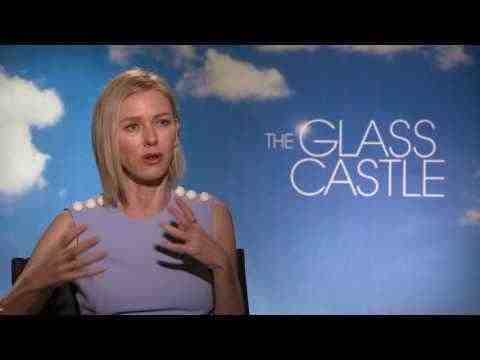The Glass Castle - Naomi Watts Interview