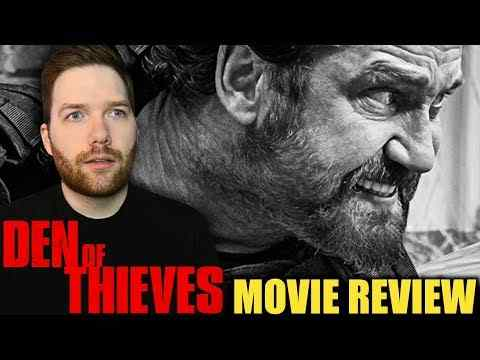 Den of Thieves - Chris Stuckmann Movie review