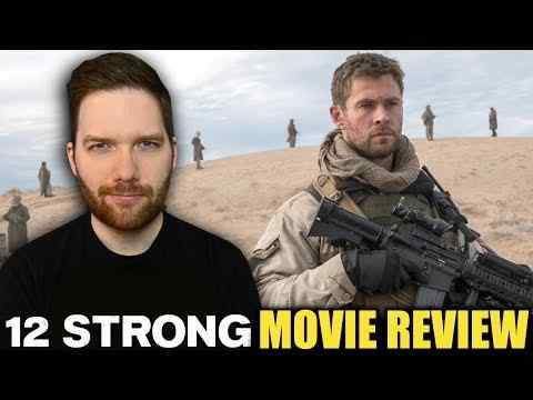 12 Strong - Chris Stuckmann Movie review