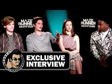 Maze Runner: The Death Cure - Interviews