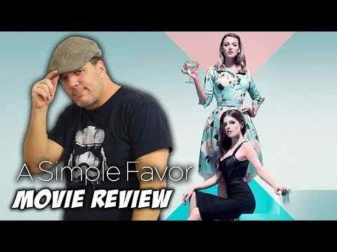A Simple Favor - Schmoeville Movie Review