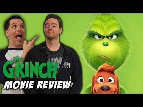 The Grinch - Schmoeville Movie Review