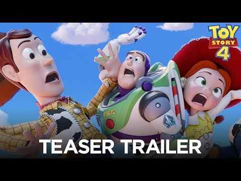 Toy Story 4 - trailer 1