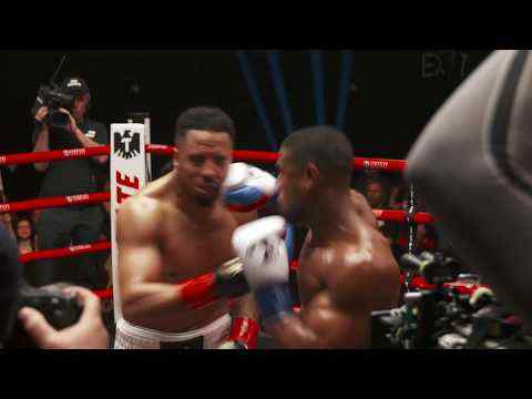 Creed II - Behind the Scenes 1